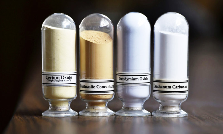 Australia/US Deal To Loosen China's Grip On Rare Earths