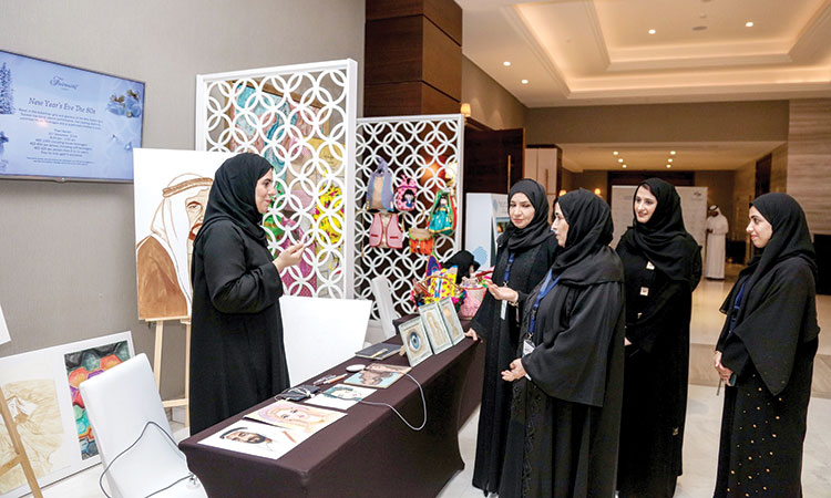 Ajbwc Forum Enhances Direct Communication Of Businesswomen Gulftoday