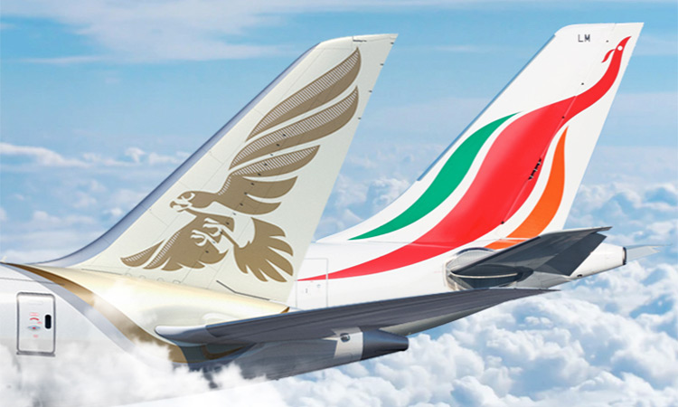 SriLankan-Airlines-and-Gulf-Air