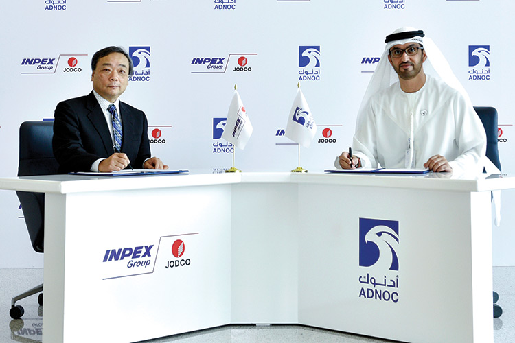 Adnoc awards Onshore Block 4 exploration rights to INPEX
