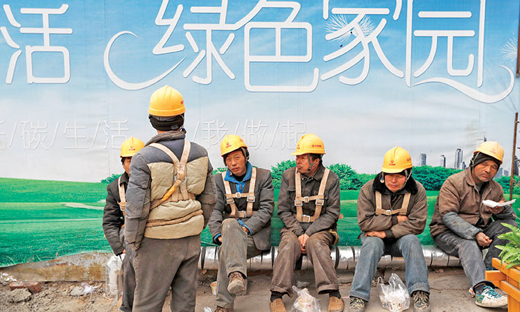 China-Workers