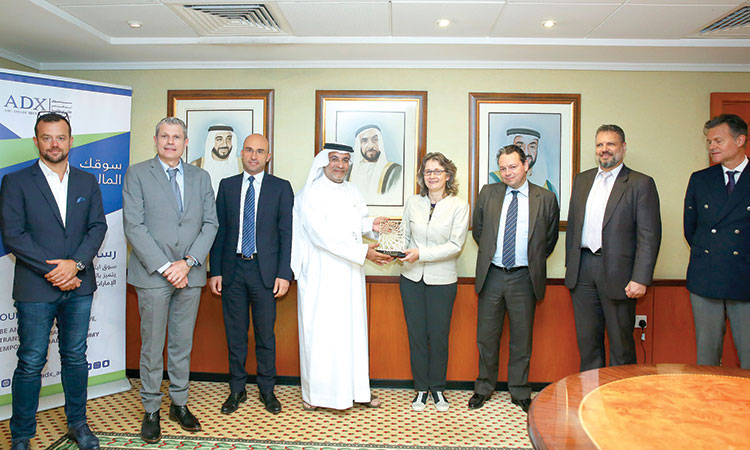 ADX, French Business Group discuss investment opportunities