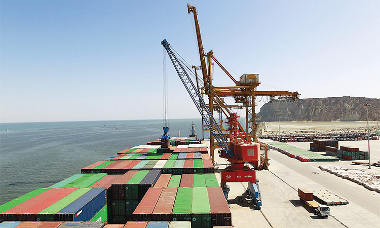 Pak economy will be strong if operational costs at ports