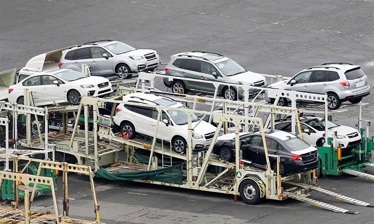 Japan's economy shrinks on weak domestic demand, exports in
