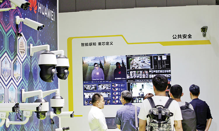 Huawei-Exhibition