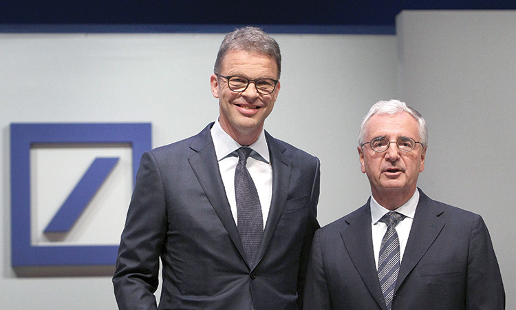 Deutsche-Bank-CEO