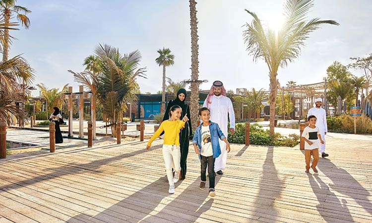 Huge tourist numbers reflect UAE charm - GulfToday