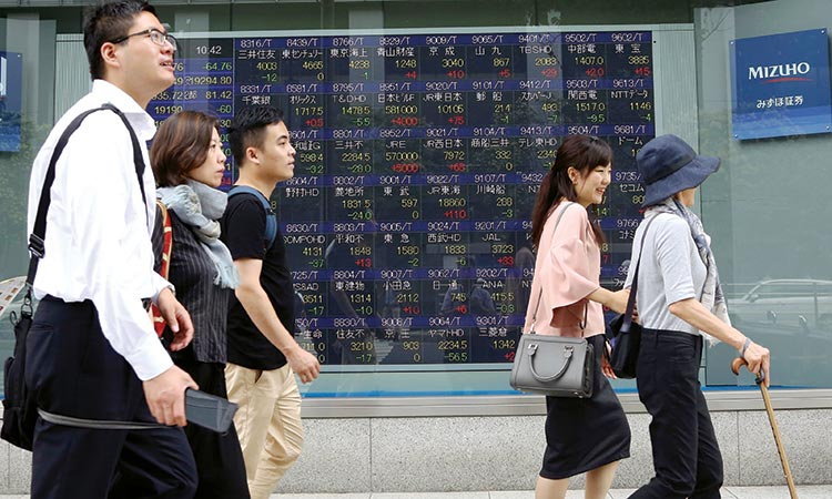 BOJ keeps monetary policy steady as global tensions ...