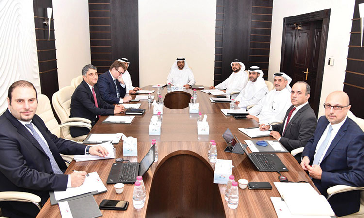Sharjah Holding board approves proposed budget for current year - GulfToday