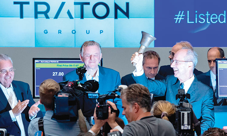 Traton-chairman-Andreas-Renschler