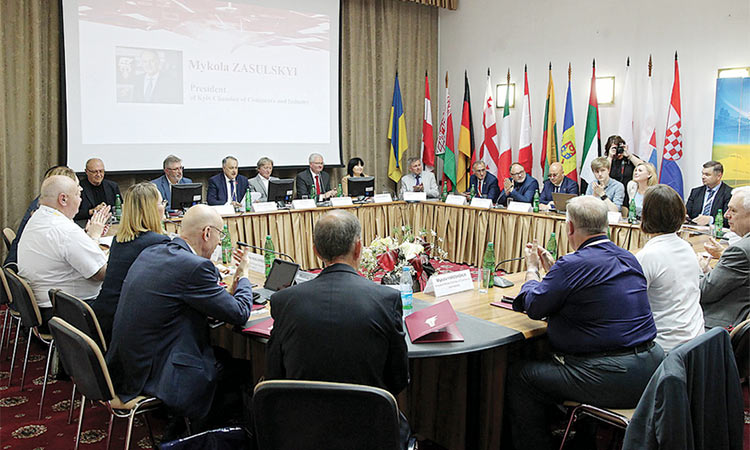 Dubai's expanding ties with Ukraine in focus at Kiev forum - GulfToday
