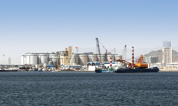 Port of Fujairah and FOIZ continue to attract investments - GulfToday