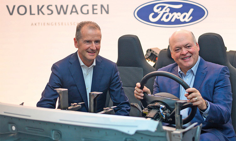 volkswagen-and-ford