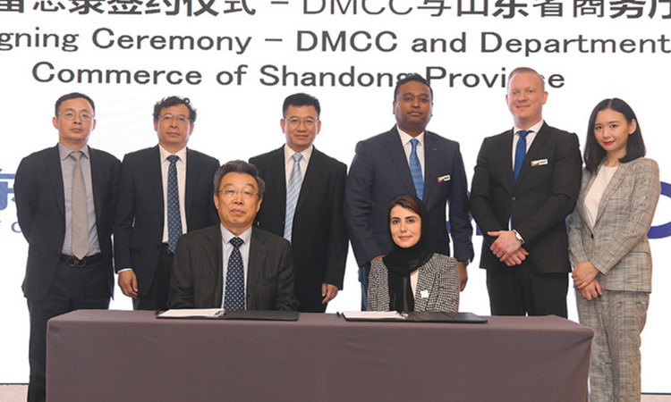 DMCC signs deals in China to boost trade ties, attract FDI