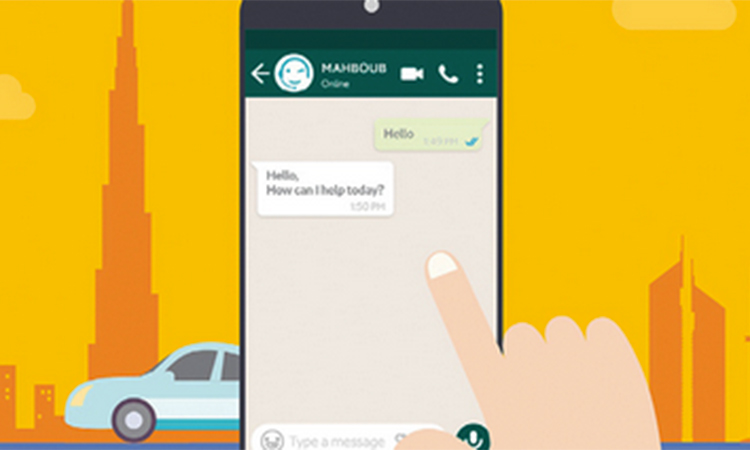 RTA launches automated chat - GulfToday