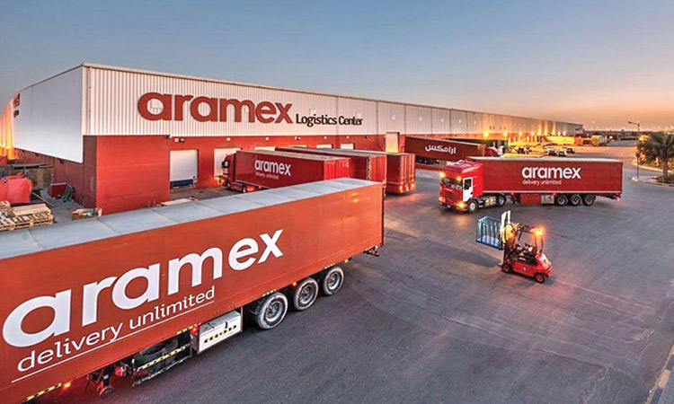 Aramex revenues rise 4% in Q2