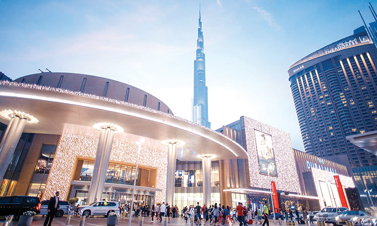 Emaar Malls posts 6% growth in revenue to Dhs2.227b in half-year