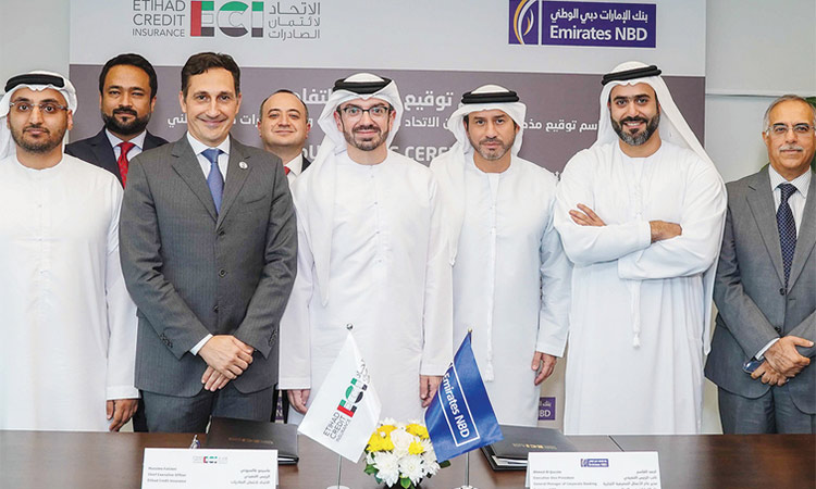 ECI partners with Emirates NBD to empower UAE businesses