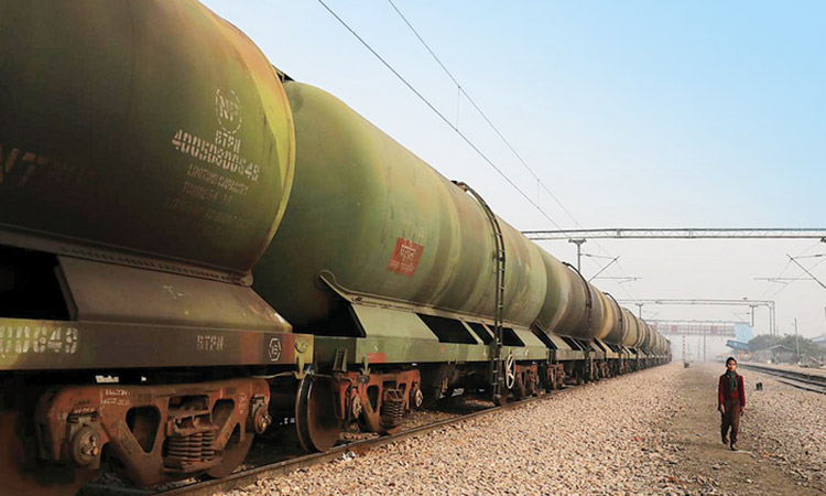 India's crude oil imports are lacklustre, joining coal, LNG - GulfToday