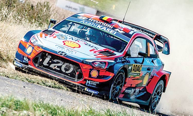 German-Rally