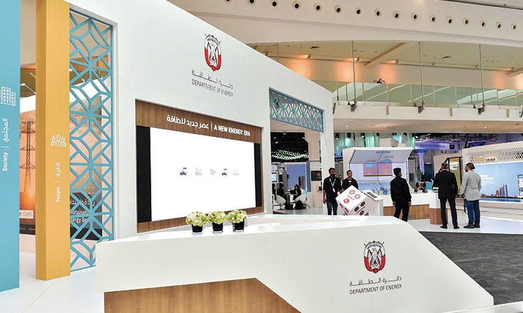 Abu Dhabi DoE unveils agenda for its participation in WEC