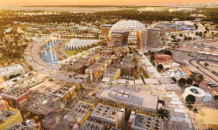 Emirati women account for 60% of workers at Expo 2020 Dubai