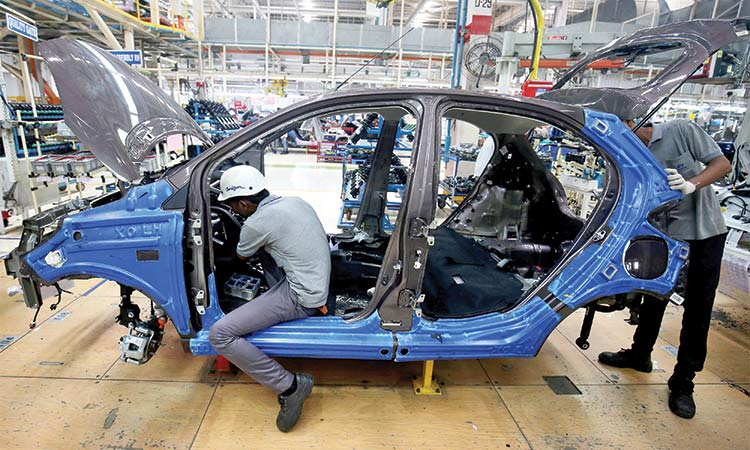 Auto companies continues to halt production to tackle