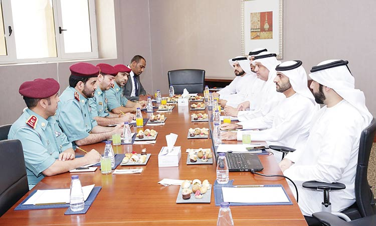 SCCI, Sharjah Police discuss business sector aspirations