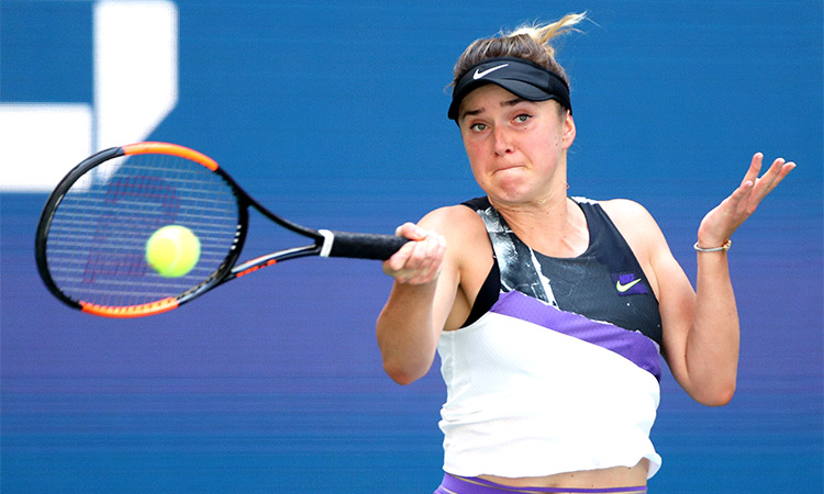 Svitolina becomes first Ukrainian eve in US Open semis ...