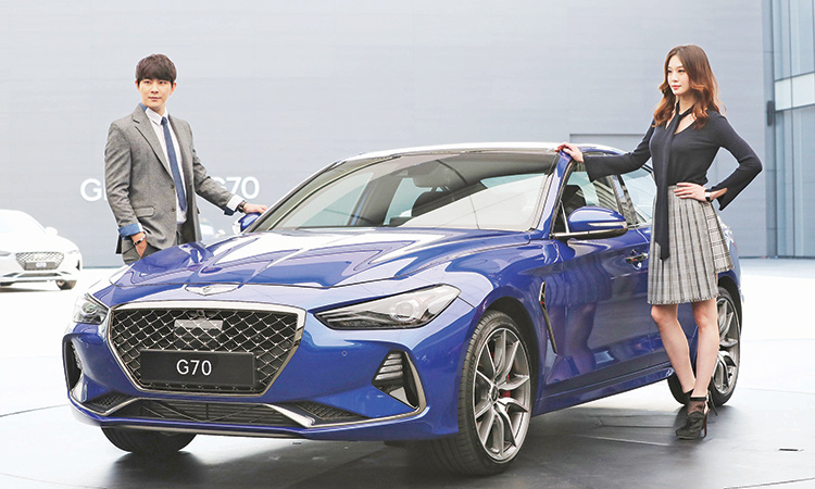 Japanese automakers' sales decline in S.Korea amid consumer boycott