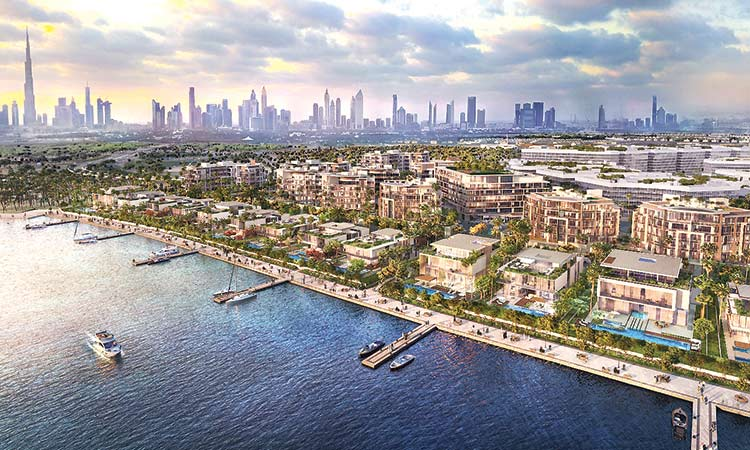 Dhs8 billion residential projects launched to boost realty