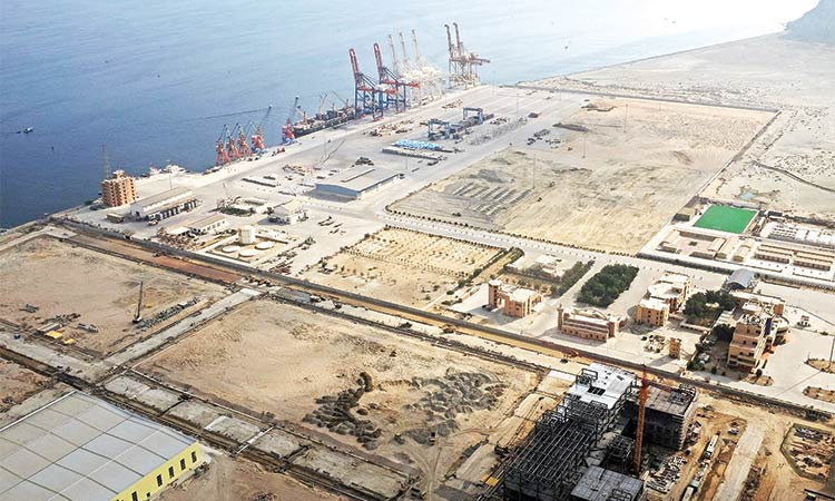 Gwadar development to directly benefit Balochistan