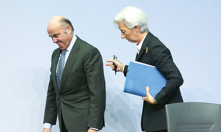 Luis-de-Guindos-and-Christine-Lagarde