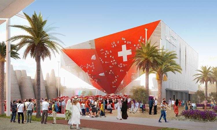 Switzerland reaffirms support for success of Expo 2020 Dubai