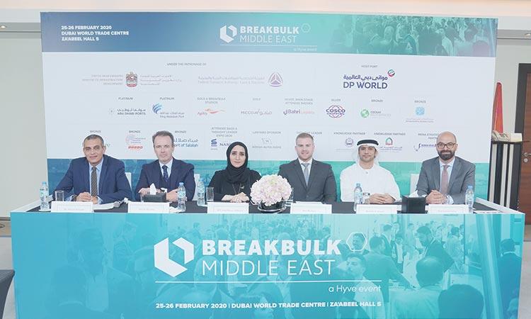 Experts underline significance of Breakbulk Middle East 2020