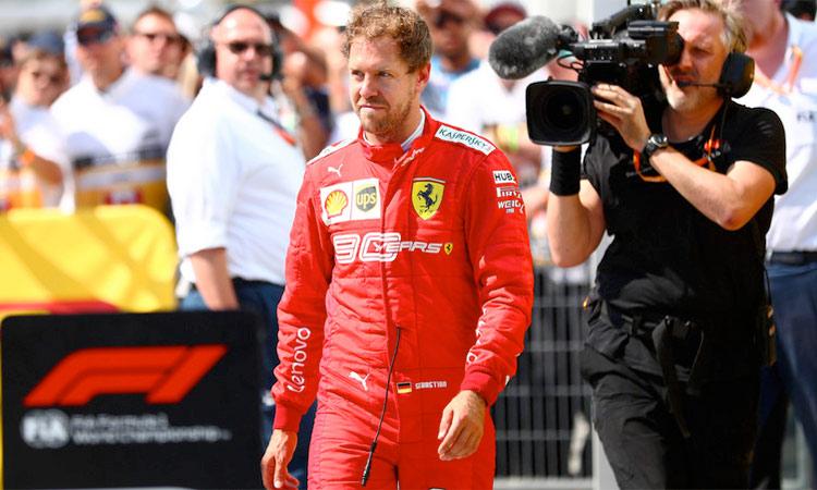 Sebastian Vettel could seal new Ferrari deal before F1 season starts
