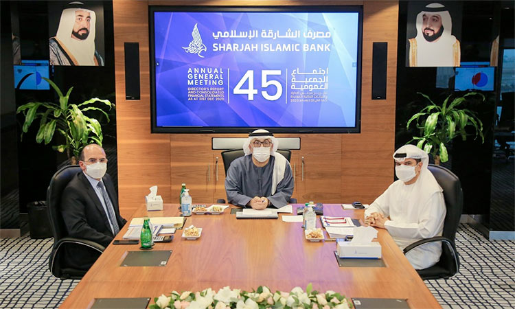 Sharjah-Islamic-Bank-Officials