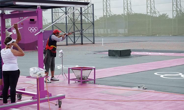 يهدف Futtais إلى إنهاء منصة التتويج مع انطلاق حملة الإمارات العربية المتحدة للميداليات اليوم في أولمبياد طوكيو