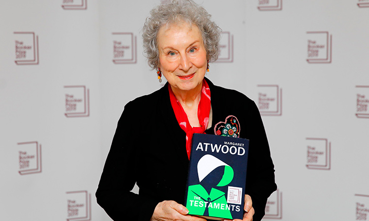 Margaret Atwood Book 4