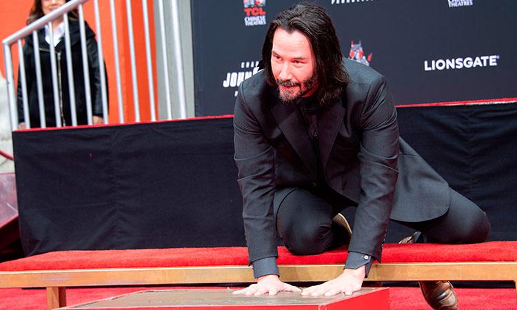 Synchronstimme Keanu Reeves