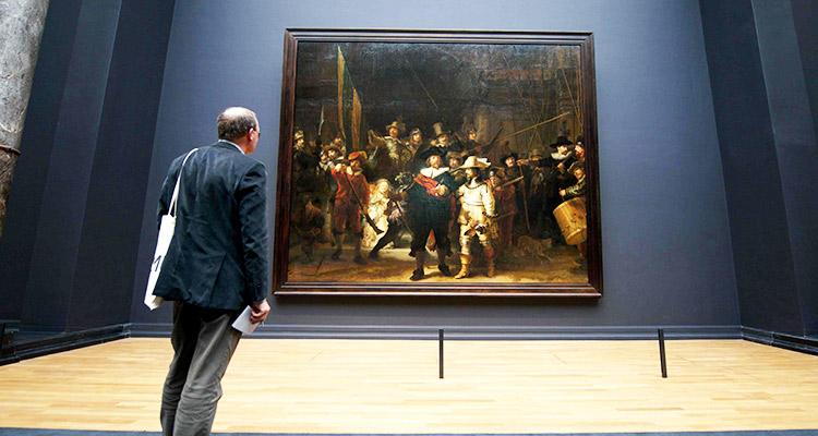 Museum starts 'live' restoration of Rembrandt masterpiece - GulfToday
