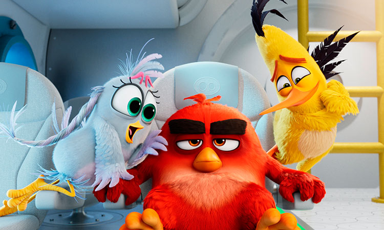 Angry birds film 1