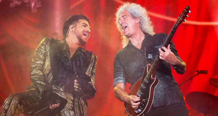 Queen releases tribute song: 'You Are The Champions'