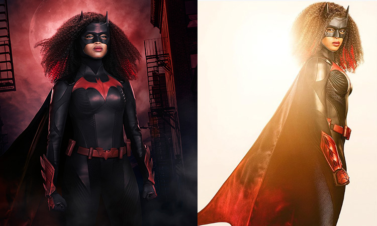Batwoman: First Look Of Leslie In The New Batsuit Unveiled