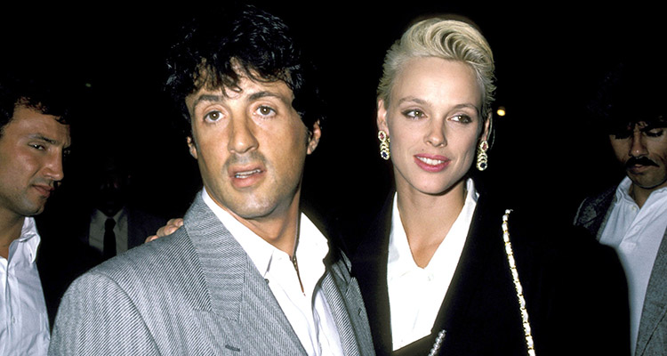 Sylvester Stallone S Former Wife Brigitte Nielsen Says Her Sons In Italy Are Scared Amid Pandemic Panic Gulftoday