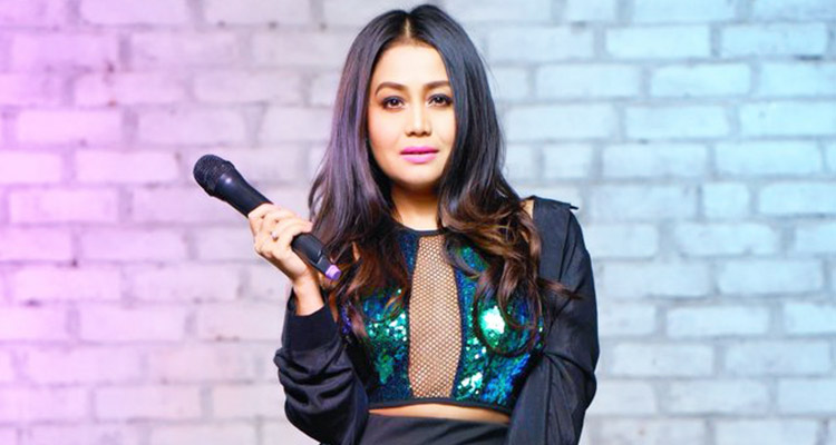Neha Kakkar Bids Adieu To Social Media Says Wake Me Up When There Is A Better World Gulftoday