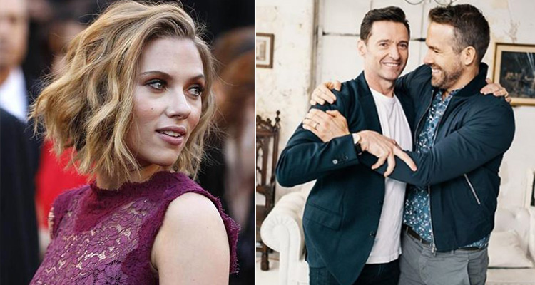 Scarlett Johansson Is The Reason Behind How The Hugh Jackman Ryan Reynolds Long Running Feud Started Gulftoday