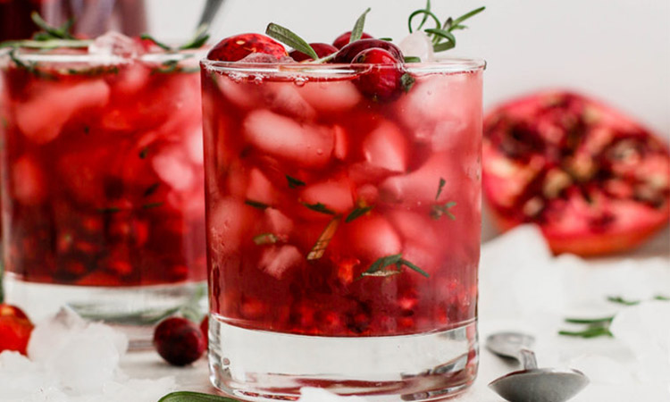 pomegranate drink 1