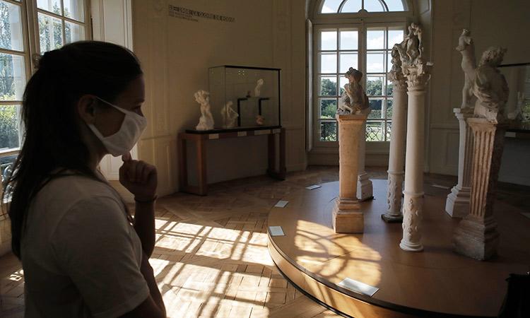 Rodin museum 3