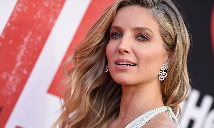 Tom Cruise doesn't run with co-stars - apart from Annabelle Wallis